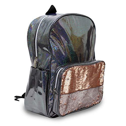 Moore - Mochila resistente al agua de 15.0in para niños y niñas, tamaño perfecto para la escuela y el maletín de viaje para libros y almuerzo.