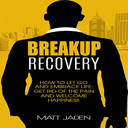 Breakup Recovery audiobook cover art