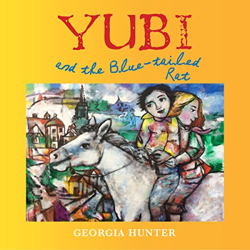 Yubi and the Blue-Tailed Rat audiobook cover art