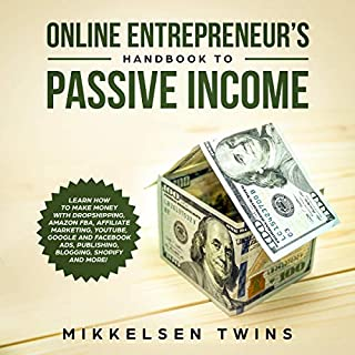 Online Entrepreneur's Handbook to Passive Income cover art