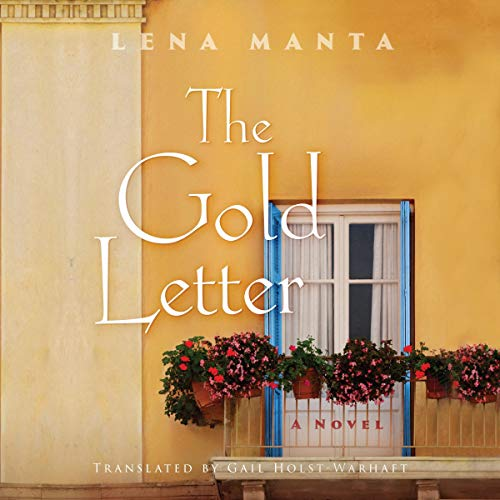 The Gold Letter  By  cover art