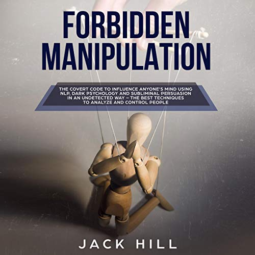 Forbidden Manipulation audiobook cover art