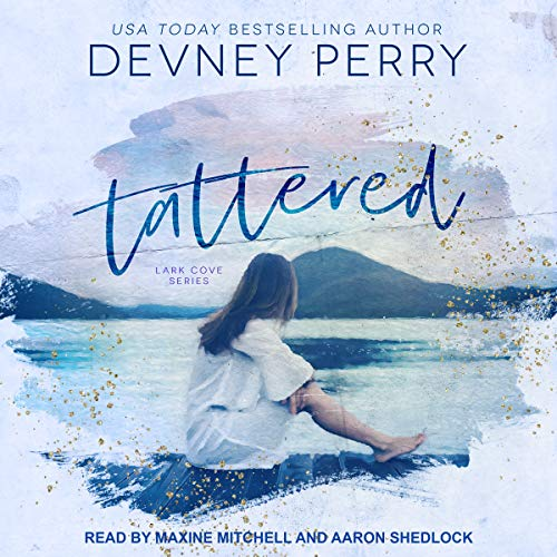 Tattered audiobook cover art