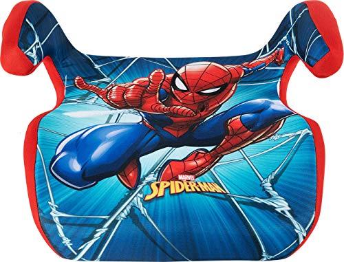 Marvel Spiderman Spiderman Booster Alzabimbo Spider-Man Gruppo 3 (da 22 a 36 kg) Supereroi Uomo Ragno seggiolino