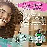Naissance Huile d'Argan Végétale du Maroc BIO (no. 228) 250ml - Traitement 100% Pure Naturelle Pour Cheveux Secs ou Bouclés, Visage, Corps, Barbe - Pressée à Froid - Cosmétiques Anti-âge Antioxydante #2
