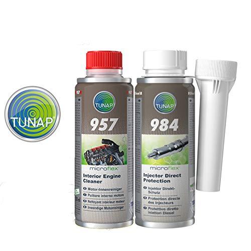 TUNAP Kit Pulizia Motore e iniettori Diesel 984 957