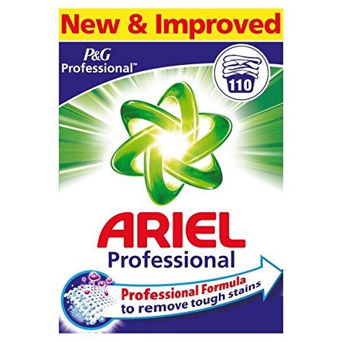 Ariel Detergente en polvo profesional Regular 110 Washes