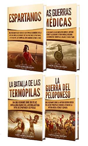 Esparta: Una Guía Fascinante sobre los Espartanos, las Guerras Greco-Persas, la Batalla de las Termópilas y la Guerra del Peloponeso (Spanish Edition)