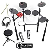 Carlsbro CSD100 R-PLUS Electronic Drum Kit 7...