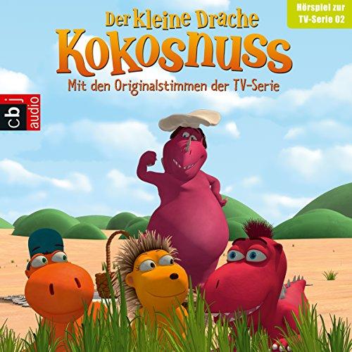 Picknick mit Adele / Volltreffer / Die Fressfalle / Einmal und nie wieder (Der Kleine Drache Kokosnuss - Hörspiel zur Serie 2) Titelbild