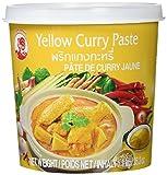 Currypaste, gelb, 1 kg Pack von Cock