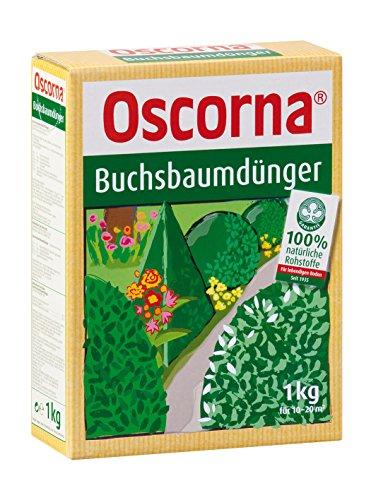 Oscorna Engrais pour buis, 1 kg