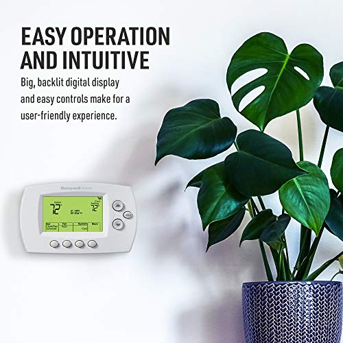Honeywell RTH6580WF Home Wi-Fi 7-Day Programmable Thermostat