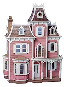 Greenleaf Beacon Hill Dollhouse Kit - 1 Inch Scale