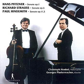 Cello Sonata in F-Sharp Minor Op 1  II Sehr langsam und breit