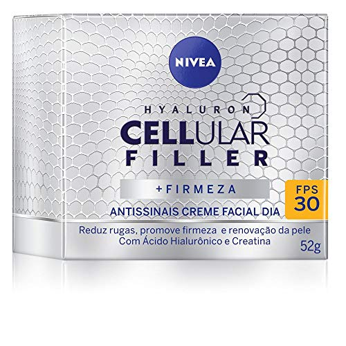 Creme Facial Antissinais Dia Nivea Cellular Fps30 50Ml, Nivea