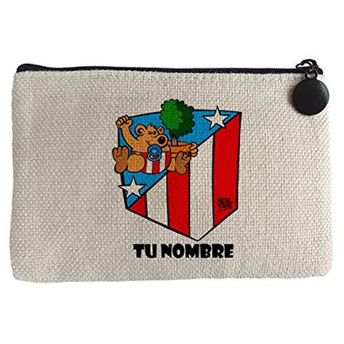 Diver Bebé Monedero Atlético Madrid Isidrín personalizable