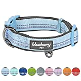Blueberry Pet 9 Colors Soft & Safe 3M Reflective Neoprene Padded Adjustable Dog...