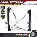 Frankberg Fensterheber Ohne Motor Mit Grundplatte Vorne Rechts f/ür Leon 1M1 Toledo II 1M2 1998-2006 1M0837462A