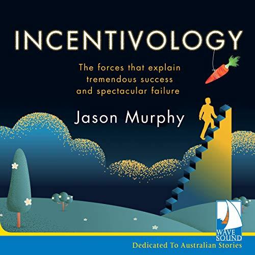 Incentivology audiobook cover art