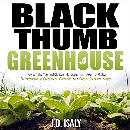 Black Thumb Greenhouse cover art