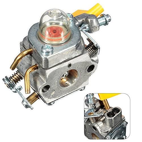Nuevo Reemplazo del carburador de metal del soplador de la cuerda para Homelite Ryobi Craftsman Zama C1U-H60 Carbo Cadena Trimmer Speller 308054003 985624001 3074504 kit de reparación de carburador