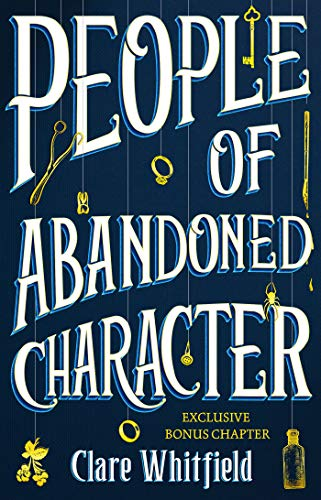 People of Abandoned Character by [Clare Whitfield]