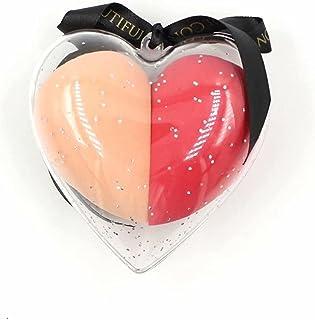 Makeup Beauty Sponzen Blender 2Pack - Latexvrij, Soft Foundation Blending Sponzen Set, Applicator Sponzen voor Crème, Vloe...