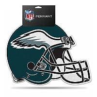 NFL Philadelphia Eagles Football Helmet Die Cut Pennant Decor