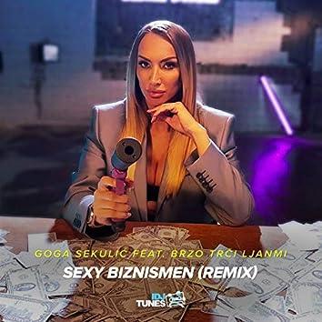 Sexy biznismen (feat. Brzo Trči Ljanmi) [Remix]