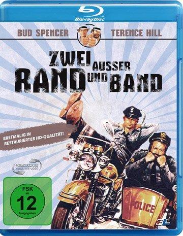 Zwei außer Rand und Band / Crime Busters ( 1976 ) ( I Due superpiedi quasi piatti ) (Blu-Ray)
