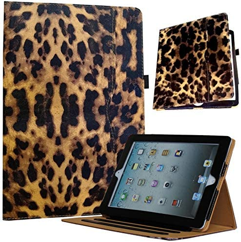 JYtrend Case for 2019 2020 iPad 10 2 7th 8th Generation Multi Angle Viewing Stand Folio Smart product image