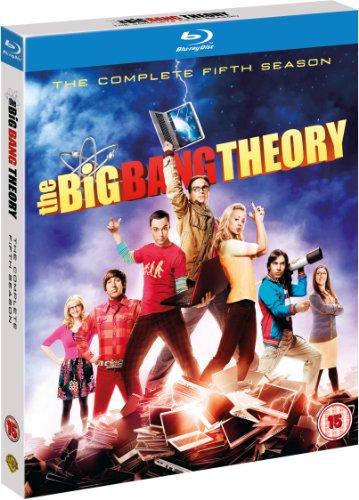 The Big Bang Theory - Season 5 (Blu-ray + UV Copy) [UK Import]