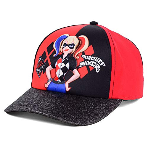 51o14QqiVPL Harley Quinn Baseball Caps