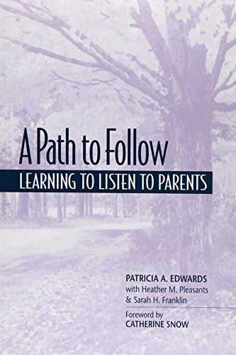 A Path To Follow Learning To Listen To Parents