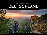 Naturparadies Deutschland - Signature Kalender 2021 - Hochwertiger Autorenkalender im großen Querformat (66x50 cm) - Landschaftskalender