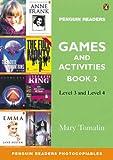 Penguin Readers Games and Activities Book 2 (Penguin Readers (Graded Readers))