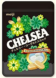 森本産業 明治のお菓子 ジッパーバッグM チェルシー・ヨーグルトスカッチ [066745]