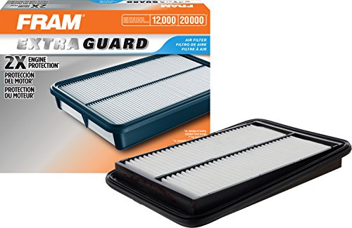 FRAM Extra Guard Air Filter, CA11858 for Select Nissan Vehicles