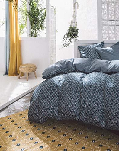 TODAY Jakarta Bettwäschegarnitur HC3, Bettbezug 220 x 240 cm, inkl. 2 Kissenbezügen, 100% Baumwolle