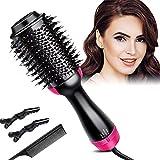 Hair Dryer Brush Hot Air Brush Professional One Step Hair Dryer &...