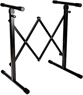 Knox Gear Universal Portable Keyboard Stand Accordion Style