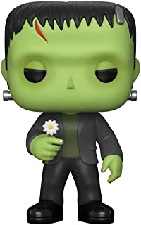 Funko Pop Movies: Frankenstein with Flower Collectible Figure, Multicolor