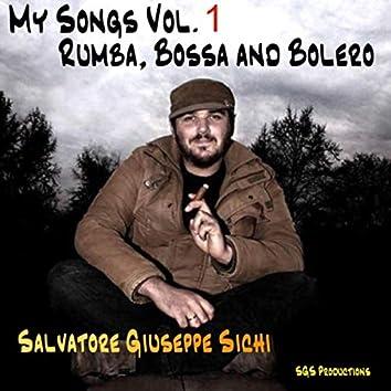 My Songs, Vol. 1: Rumba, Bossa and Bolero