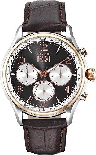 Reloj hombre CERRUTI BELLAGIO CRA107STR13BR