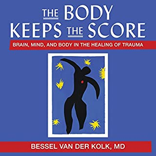 The Body Keeps the Score     Brain, Mind, and Body in the Healing of Trauma              Written by:                                                                                                                                 Bessel Van der Kolk MD                               Narrated by:                                                                                                                                 Sean Pratt                      Length: 16 hrs and 17 mins     149 ratings     Overall 4.9