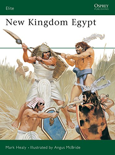 New Kingdom Egypt (Elite)
