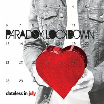 Dateless in July