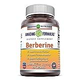 Amazing Formulas Berberine 500mg (1000mg Per Serving) 120 Capsules -...