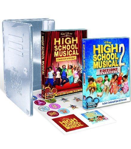 High_School_Musical_(HSM)_(TV) [Italia] [DVD]